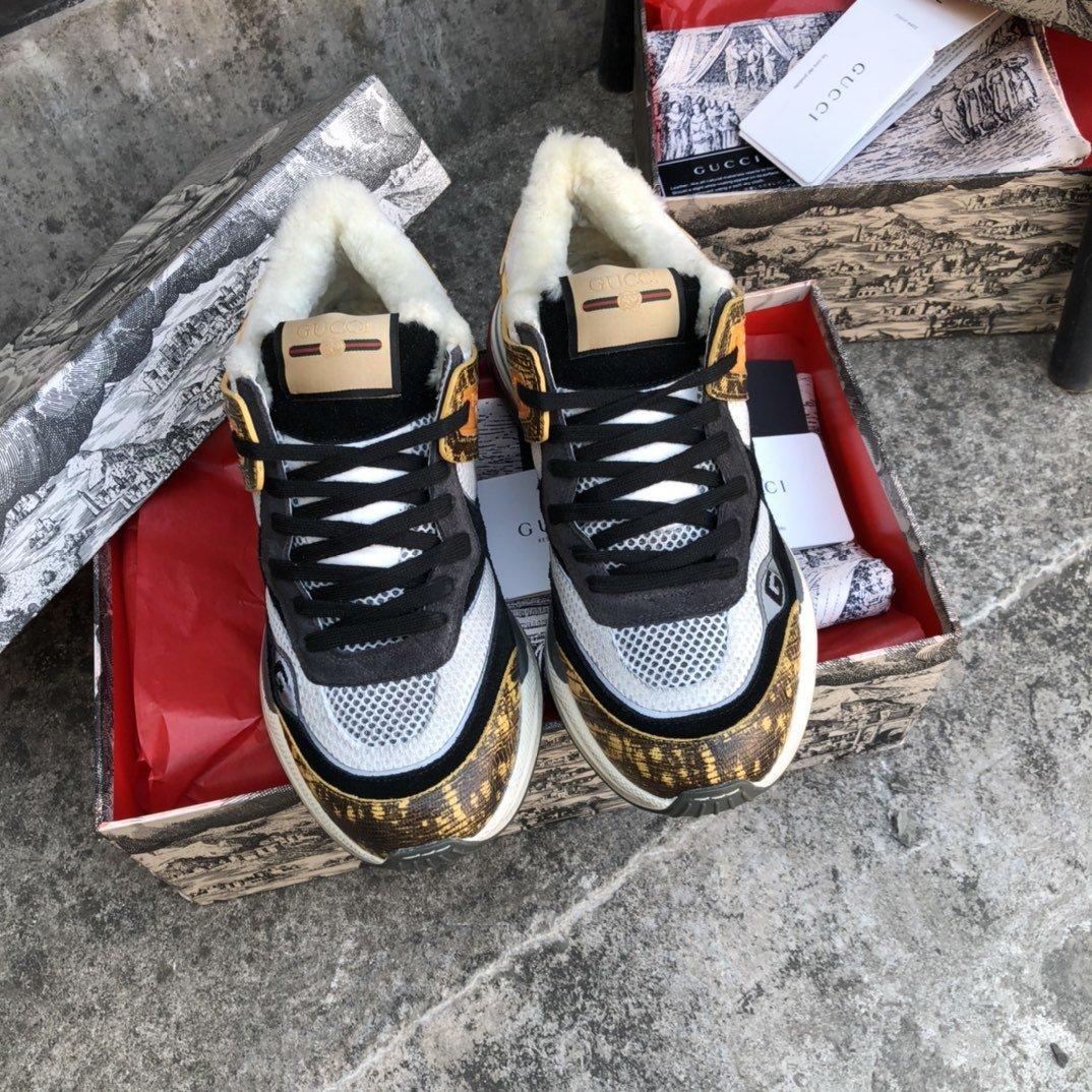 Кроссовки Gucci Flashtrek sneaker зима, 35-44 р-р