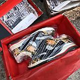 Кроссовки Gucci Flashtrek sneaker зима, 35-44 р-р, фото 3