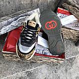 Кроссовки Gucci Flashtrek sneaker зима, 35-44 р-р, фото 6