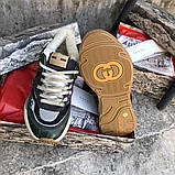 Кросівки Gucci Flashtrek sneaker зима, 35-44 р-р, фото 3