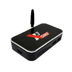 Ugoos X3 Cube 2/16, Amlogic S905X3, Android 9, Смарт ТВ Приставка, Smart TV Box