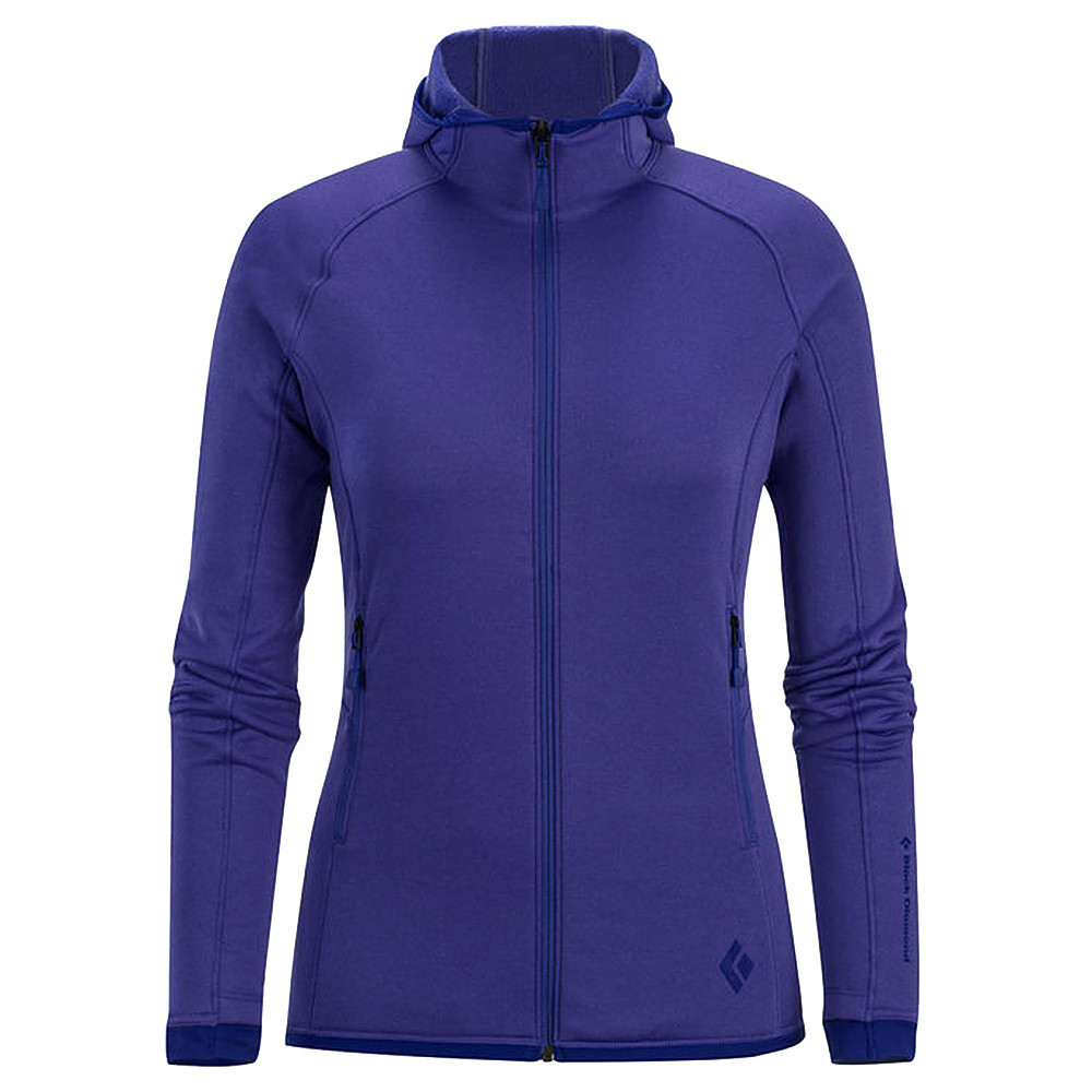 Кофта жіноча Black Diamond W's Compound Hoody XS Amethyst (BDXJ5W.550-XS)