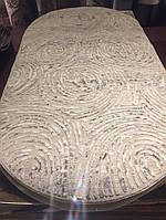 Ковер полипропиленовый овальный Asus 1.5 x 3 m