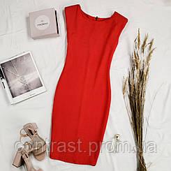 Красивое яркое платье чехол  DR1949029