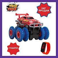 Набор Trix Trux  Трикс Тракс  машинки монстр траки вездеход авто трек подарок для ребёнка