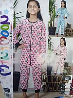 Детская цельная пижама кигуруми, 3-6 лет