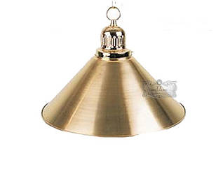 Лампа для бильярда Lux Gold