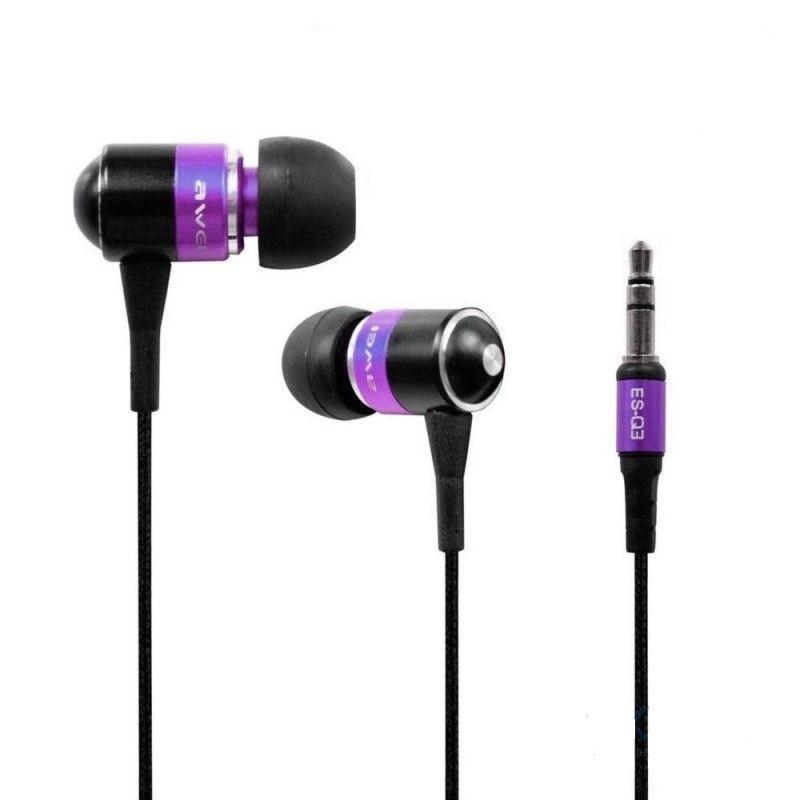 Навушники Awei S120i Purple (3-00081_6)