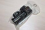 Зарядка Colaier Lii-100 для аккумуляторов 18650\AA\AAA, фото 5
