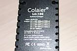Зарядка Colaier Lii-100 для аккумуляторов 18650\AA\AAA, фото 4