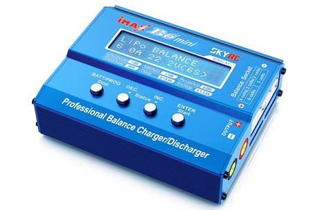 Зарядний пристрій SkyRC iMAX B6 mini 6A/60W без/БЖ універсальний, фото 2