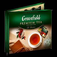 Набор чая Greenfield Premium tea Collection 24 вида 96 шт