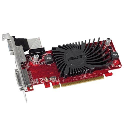 Видеокарта Asus Radeon R5 230 2048MB GDDR3(64bit) VGA, DVI, HDMI (R5230-SL-2GD3-L)