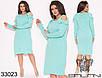 Нарядное женское платье размеры: 50-52,54-56,58-60,62-64, фото 4