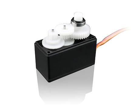 Сервопривід стандарт 50г Power HD 1204HP 4кг/0.06 сек цифровий, фото 2