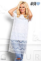 Удлинненная блуза Gepur Gepur 18624