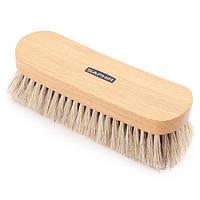 Большая щетка для обуви Saphir Natural Horsehair Brush 21 cm