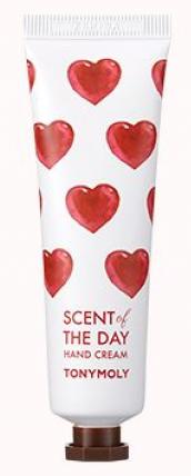 Крем для рук з натуральним складом Tony Moly Scent of The Day Hand Cream So Romantic 30 мл