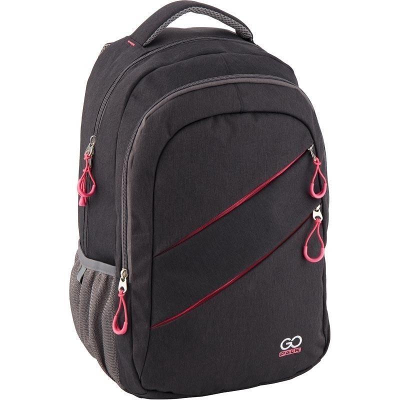 Рюкзак GoPack 110-1 вместителен для подростков и молодежи от 13 лет