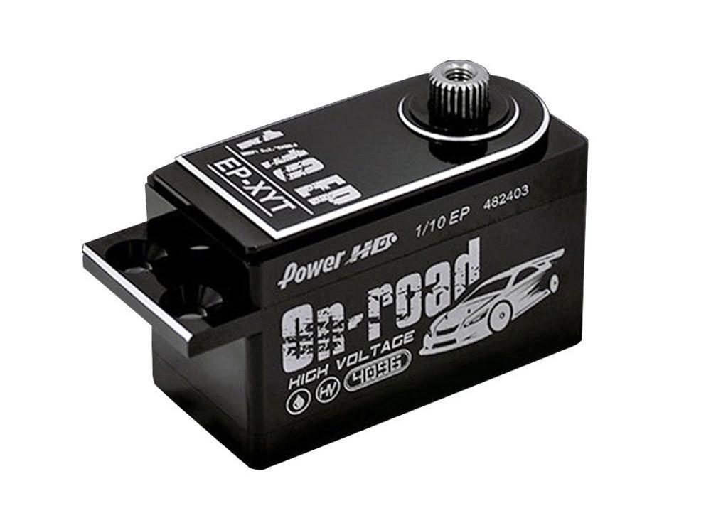 Сервопривід стандарт 48г Power HD EP-XYT 12кг/0.06 сек цифровий
