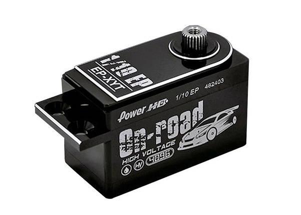 Сервопривід стандарт 48г Power HD EP-XYT 12кг/0.06 сек цифровий, фото 2
