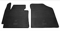 Коврики резиновые в салон Kia Cerato 2013- передние (2шт) Stingray 1009032