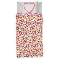 Дитяча постіль, детская постель, комплект постельного белья, постель LATTJO IKEA, 801.632.91