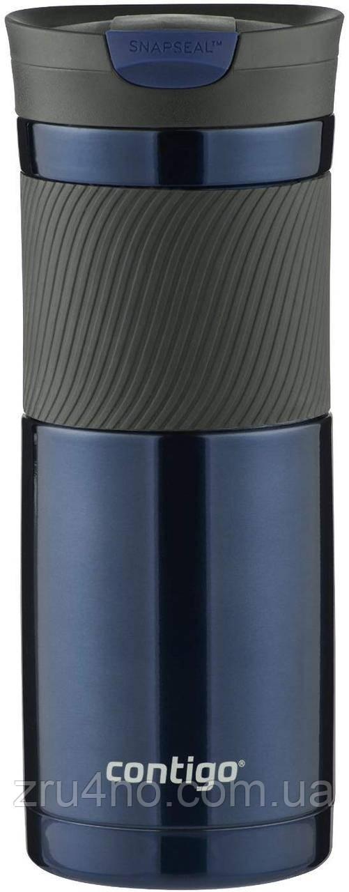 Термокружка Contigo Byron 0,59 л , синя(1000-0500)