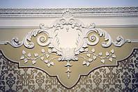 Архитектурная лепка из пластилина, лепной декор