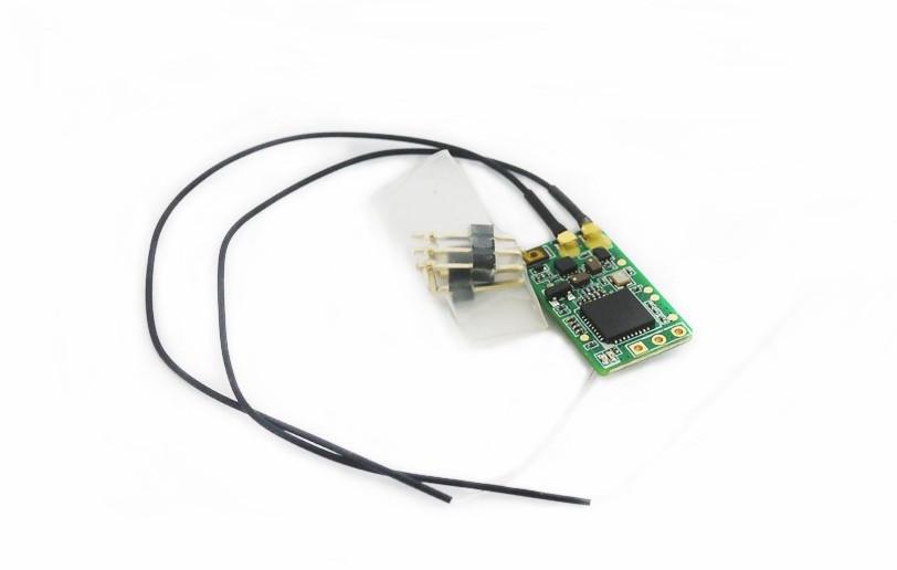 Приёмник S.Bus FrSky XM+ микро 1.6г (EU)