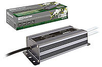 Блок питания 100Вт-12В-IP67 для светодиодных лент и модулей DC 12В, металл TDM