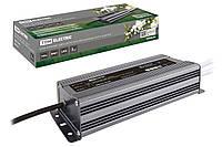 Блок питания 150Вт-12В-IP67 для светодиодных лент и модулей DC 12В, металл TDM
