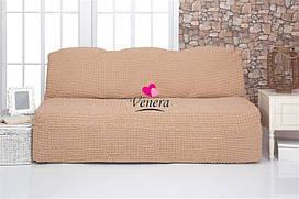 """Комплект чехлов на диван без подлокотников """"VENERA"""""""