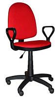 Кресло поворотное Standart GTP Ткань C -16 красный для офиса, дома.
