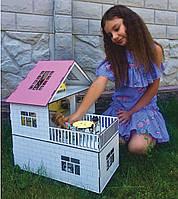 Кукольный домик для лол. Домик для куклы LOL.