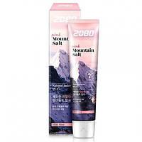 Лечебно-профилактическая органическая зубная паста 2080 Pink Mountain Salt Toothpaste