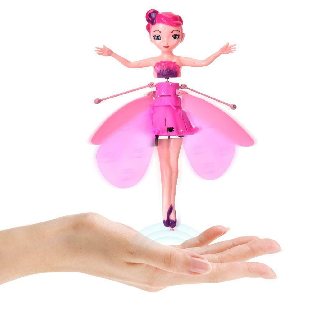 Летающая Фея Flying Fairy - кукла, которая умеет летать! usb