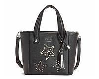 Женская стильная сумочка Guess (191) черная, фото 1