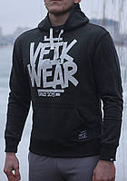 Худи VEIK WEAR (Серый)