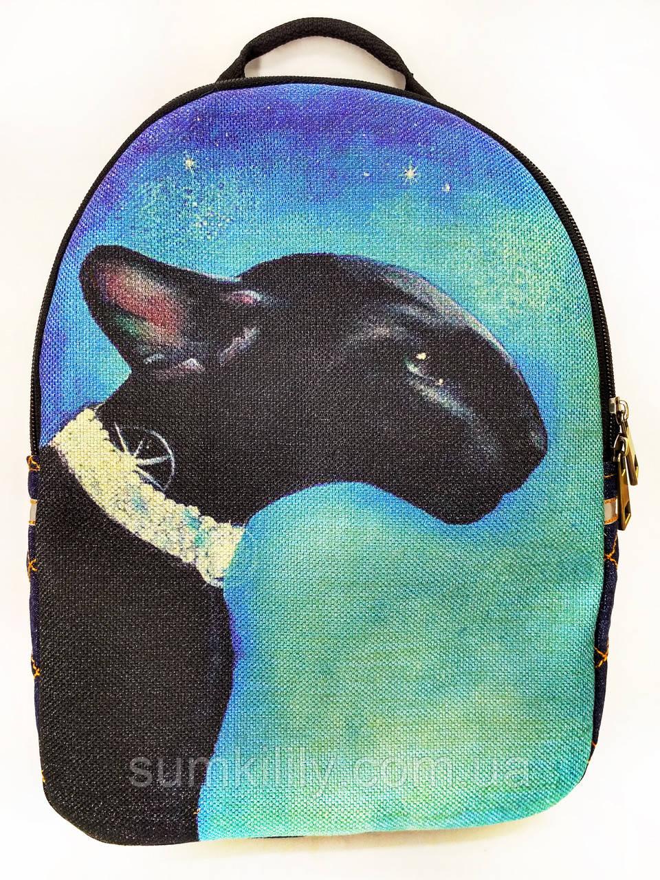 Текстильный рюкзак Ориентал 2