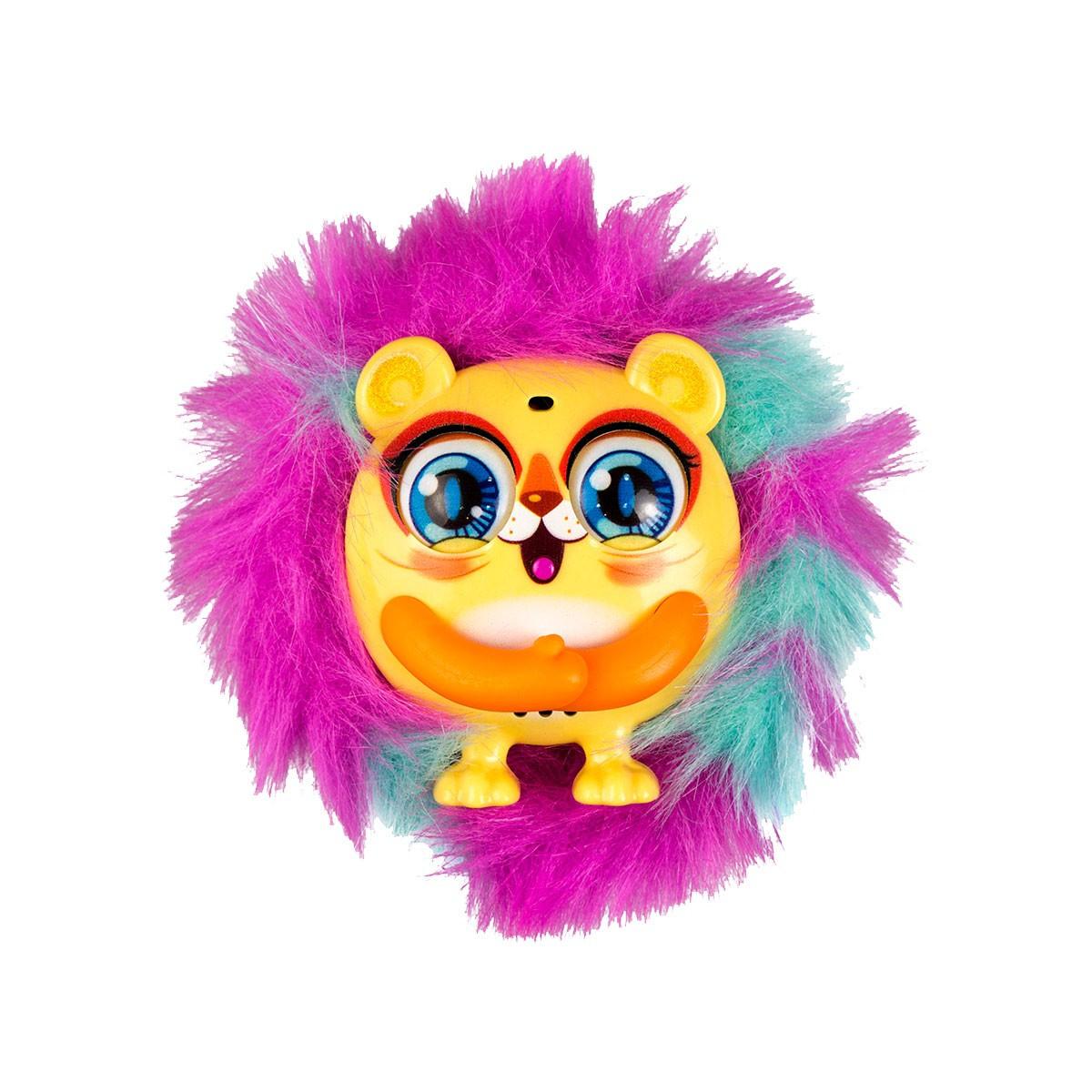 Интерактивная игрушка Tiny Furries S2 – ПУШИСТИК АМБЕР