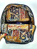 Текстильный рюкзак РУССКАЯ ГОЛУБАЯ, фото 5