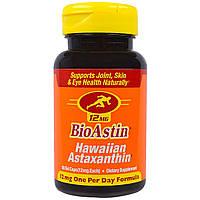 Астаксантин, Nutrex Hawaii, БиоАстин, 12 мг, 50 гелевых капсул