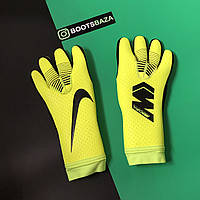 Вратарские перчатки Nike GK Mercurial Touch Elite Green