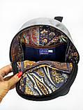Текстильный рюкзак Енотики 2, фото 4