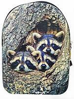 Текстильный рюкзак Енотики 2, фото 1