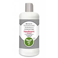 Шампунь Veterinary Formula Hypoallergenic Shampoo, гипоаллергенный, для собак и кошек