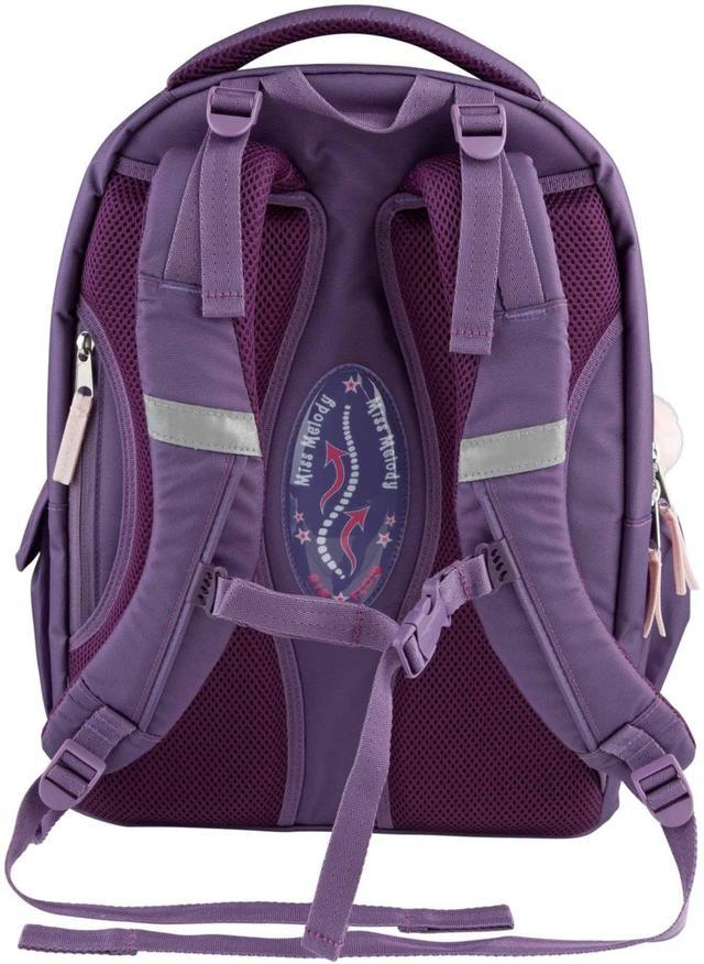 Рюкзак TOP Model Miss Melody фіолетовий - Місячний Кінь (Top-Model Школьный рюкзак ТОП Модел Лунная лошадка )