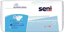 Подгузники для взрослых Seni Super Extra Large (30шт.)