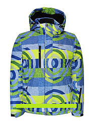 """Детская зимняя куртка для мальчика """"Disumer"""" (мембрана)  008-1   на рост 146-152"""